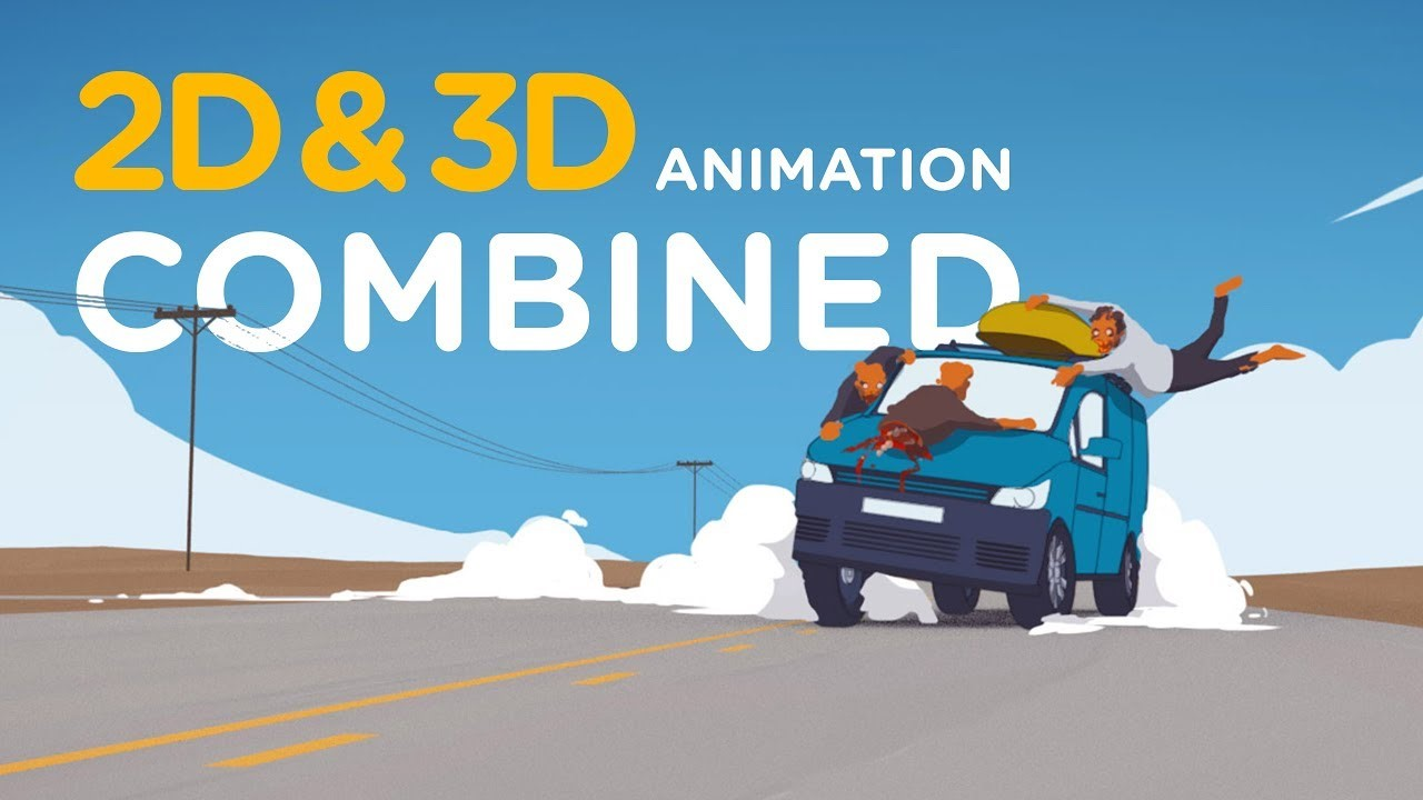 How 2D and 3D Animation is Helpful For Your Company?