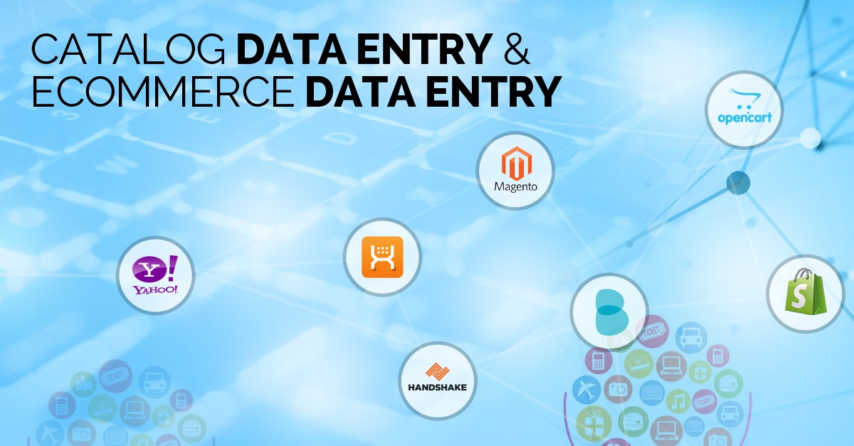 What is Catalog Data Entry Service?