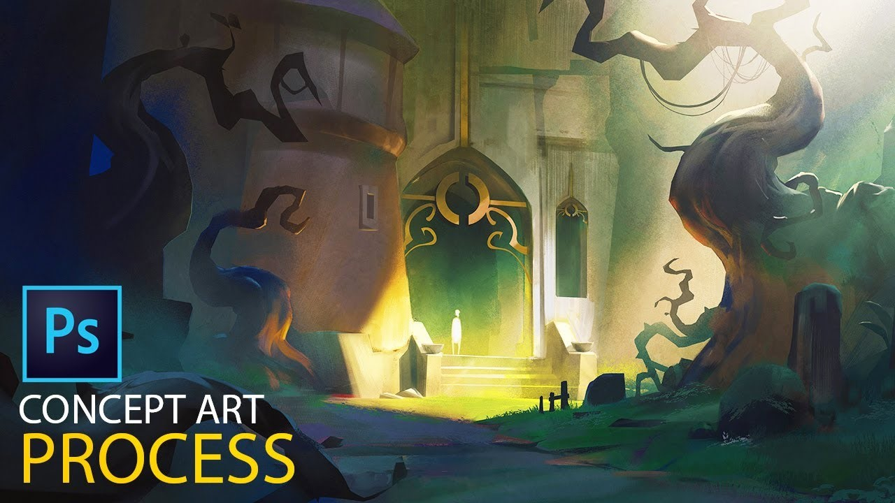 What is Concept Art?