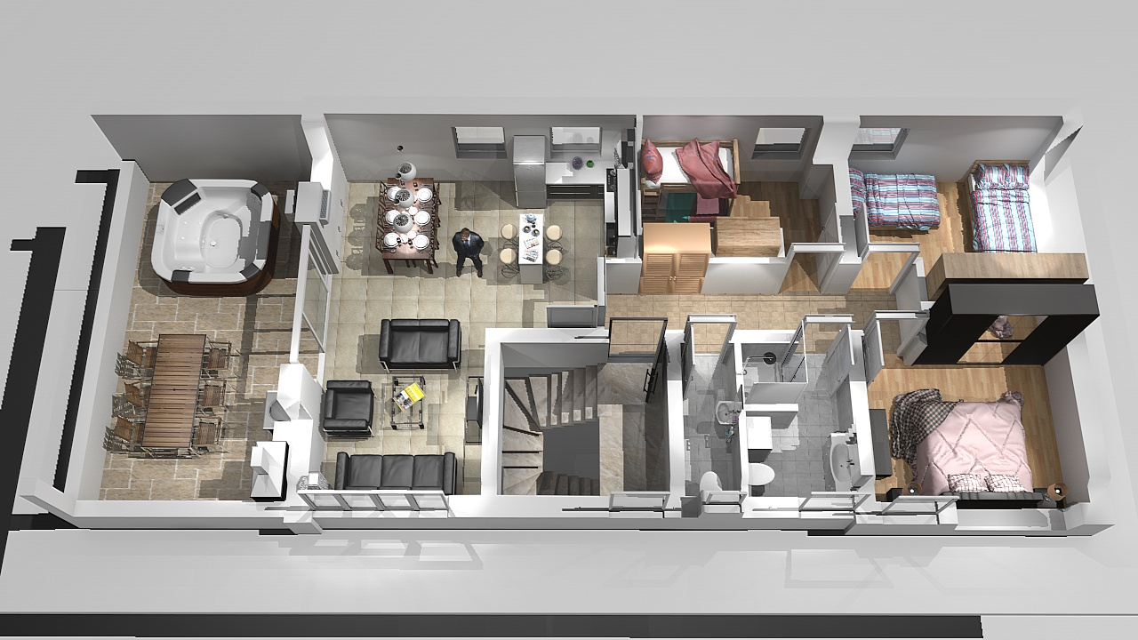 3D VISUALIZATION OF INTERIORS AND EXTERIORS - ND MEDIA