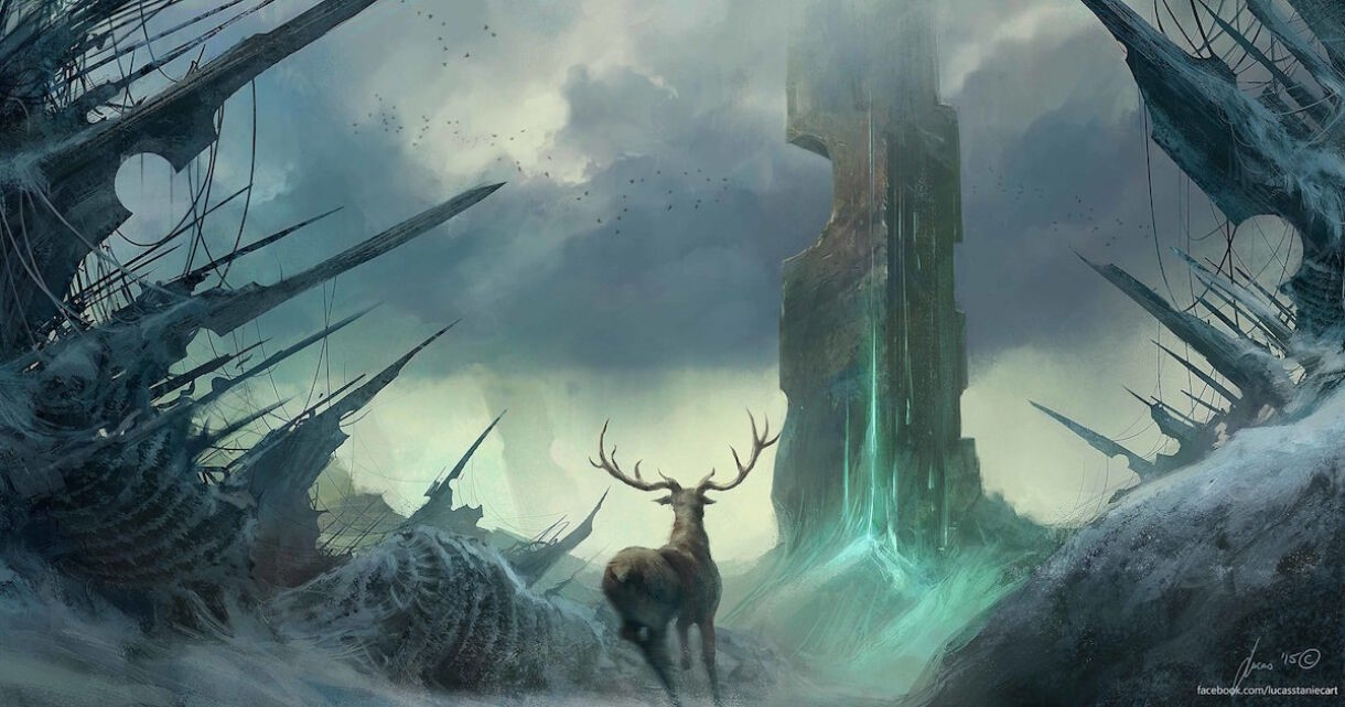 How To Make Concept Art For Video Games?