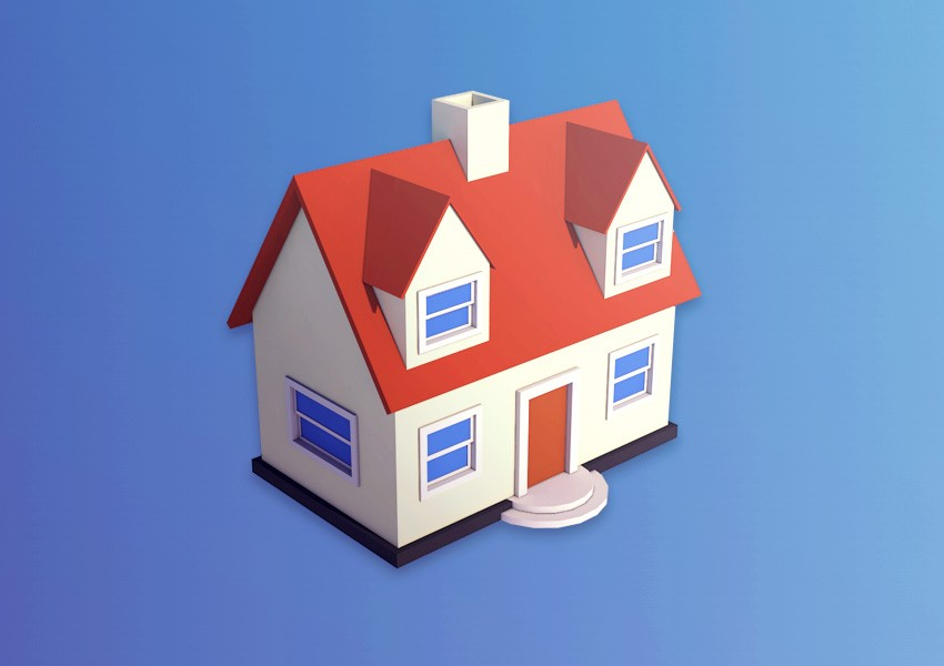 How to Build a 3D Model of a House?