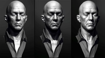 Sculpting can make truly lifelike models