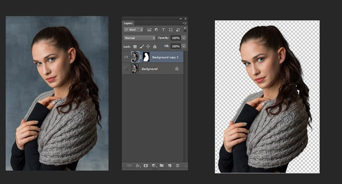 How To Render An Image In Photoshop?