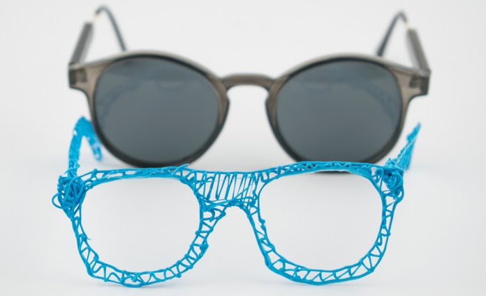 3D Printed Glasses -Viable Business or Science Experiment? (Updated)