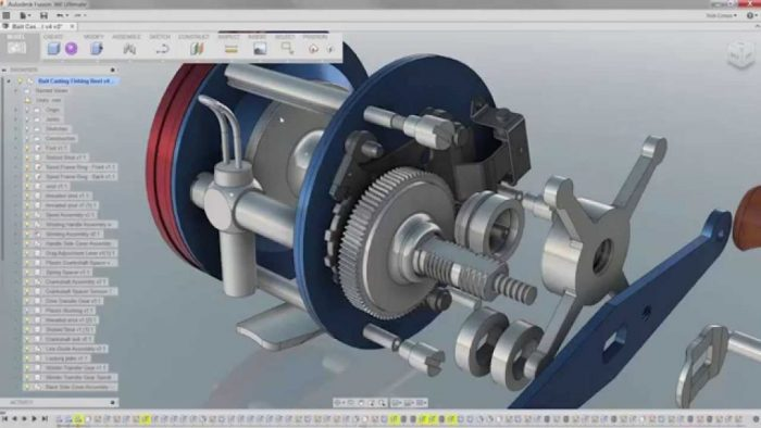 Autodesk Fusion 360 joints [Image credit: Autodesk]