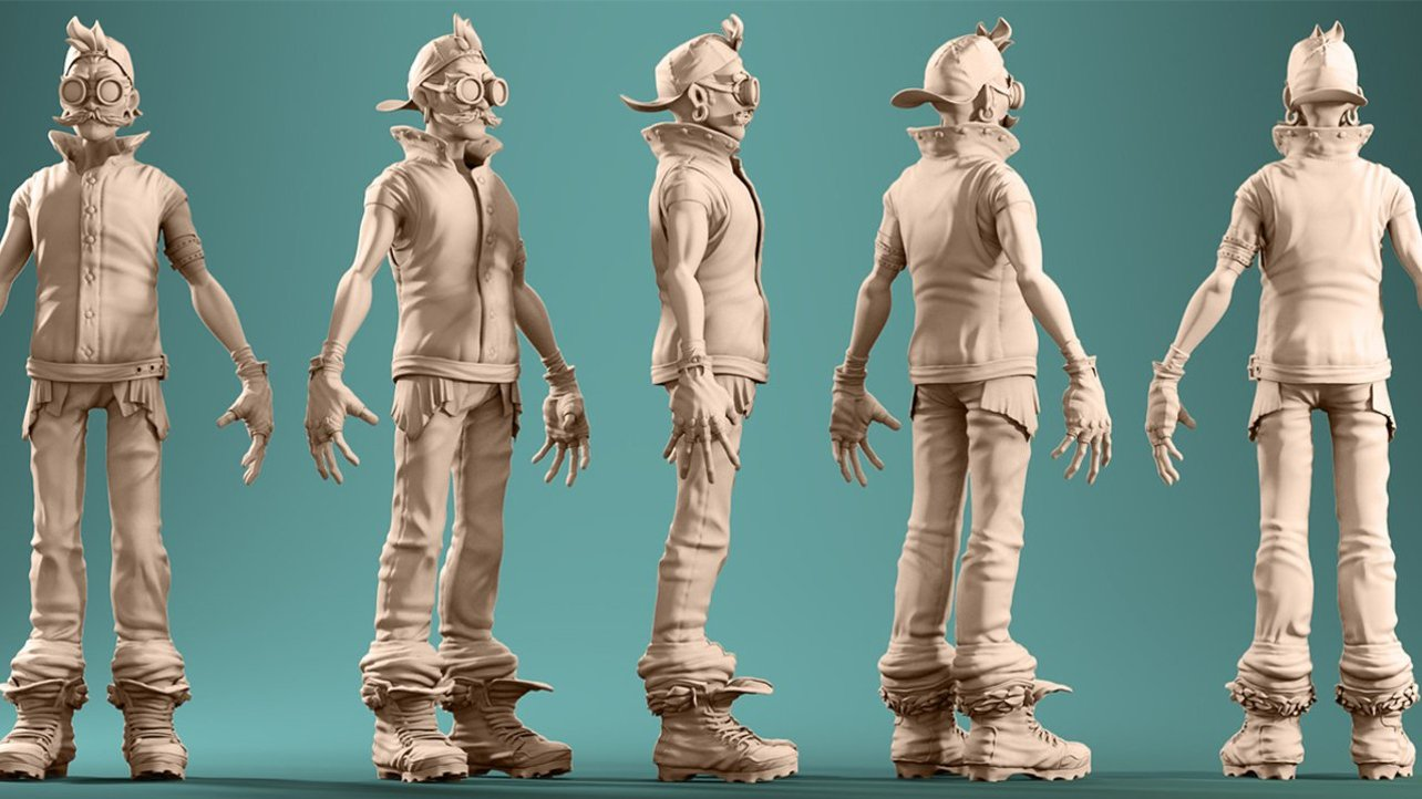 How To Make A 3D Model Using Reference Images?
