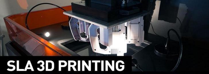 What is SLA 3D Printing?