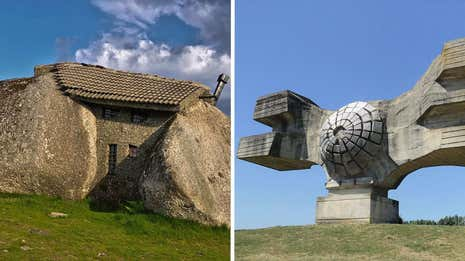 Breaking the Mold: 19 of Europe's Most Unusual Buildings