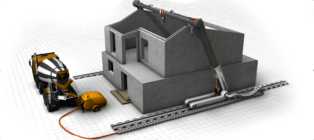 How 3D printing could Revoltionise the Construction Industry