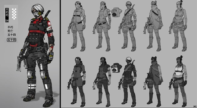 Character Design for Film and Games | CG Master Academy