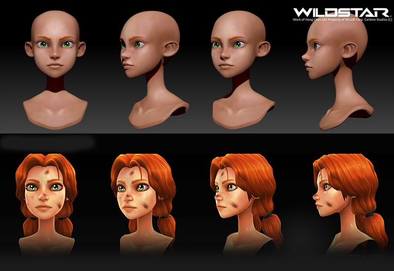 Introduction to 3D Character Modeling | Animation Mentor