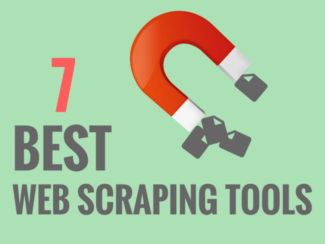 7 Best Software Web Scraping Tools to Acquire Data Without Coding