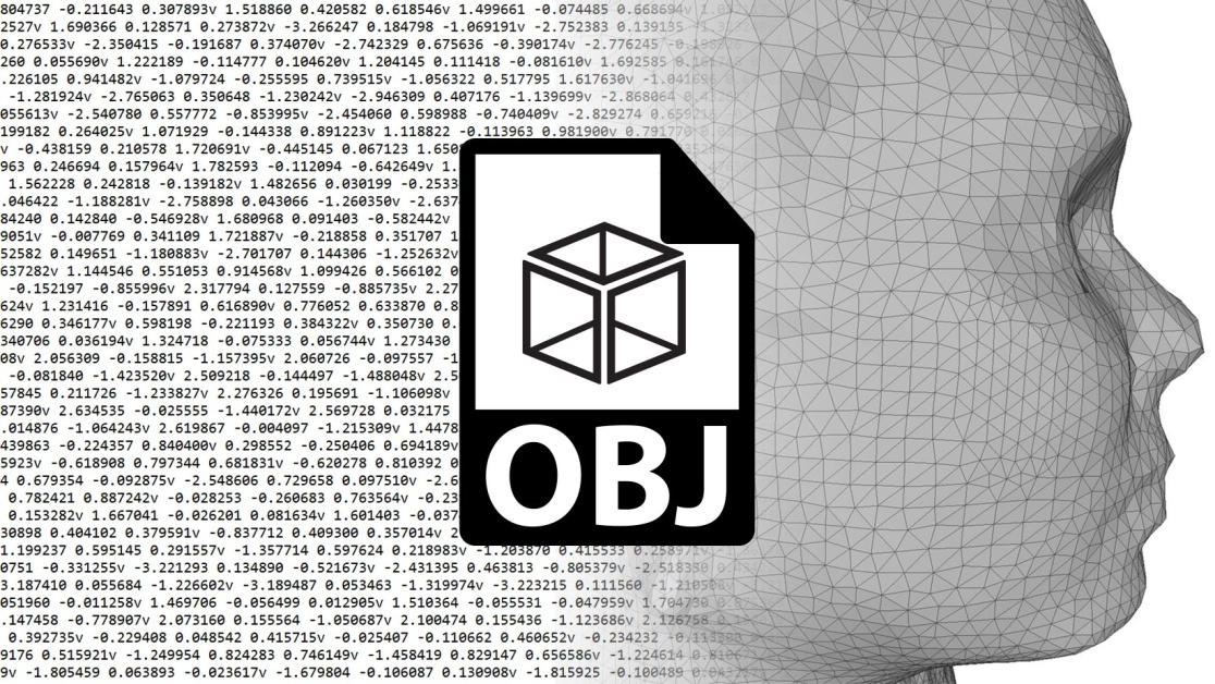 OBJ File Format – Simply Explained | All3DP