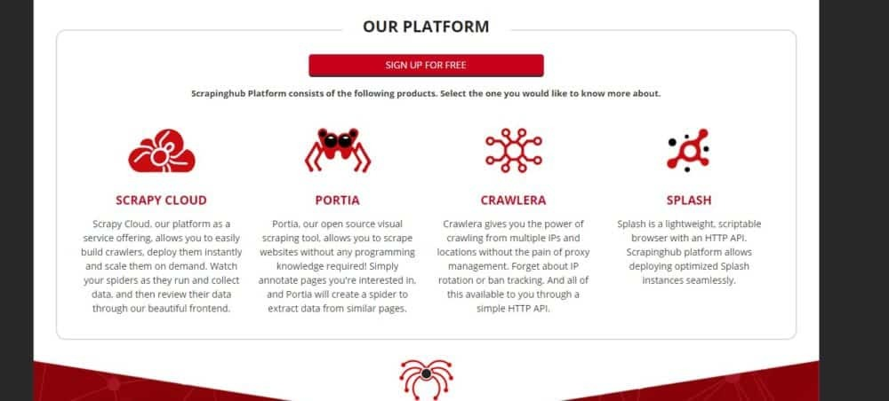 Scrapinghub Platform in 2021 - Reviews, Features, Pricing, Comparison - PAT  RESEARCH: B2B Reviews, Buying Guides & Best Practices