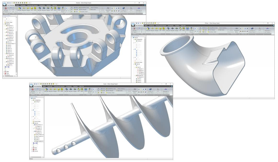 Top 15 of the best mechanical engineering software in 2021
