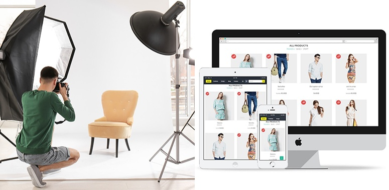 ecommerce product images best practices