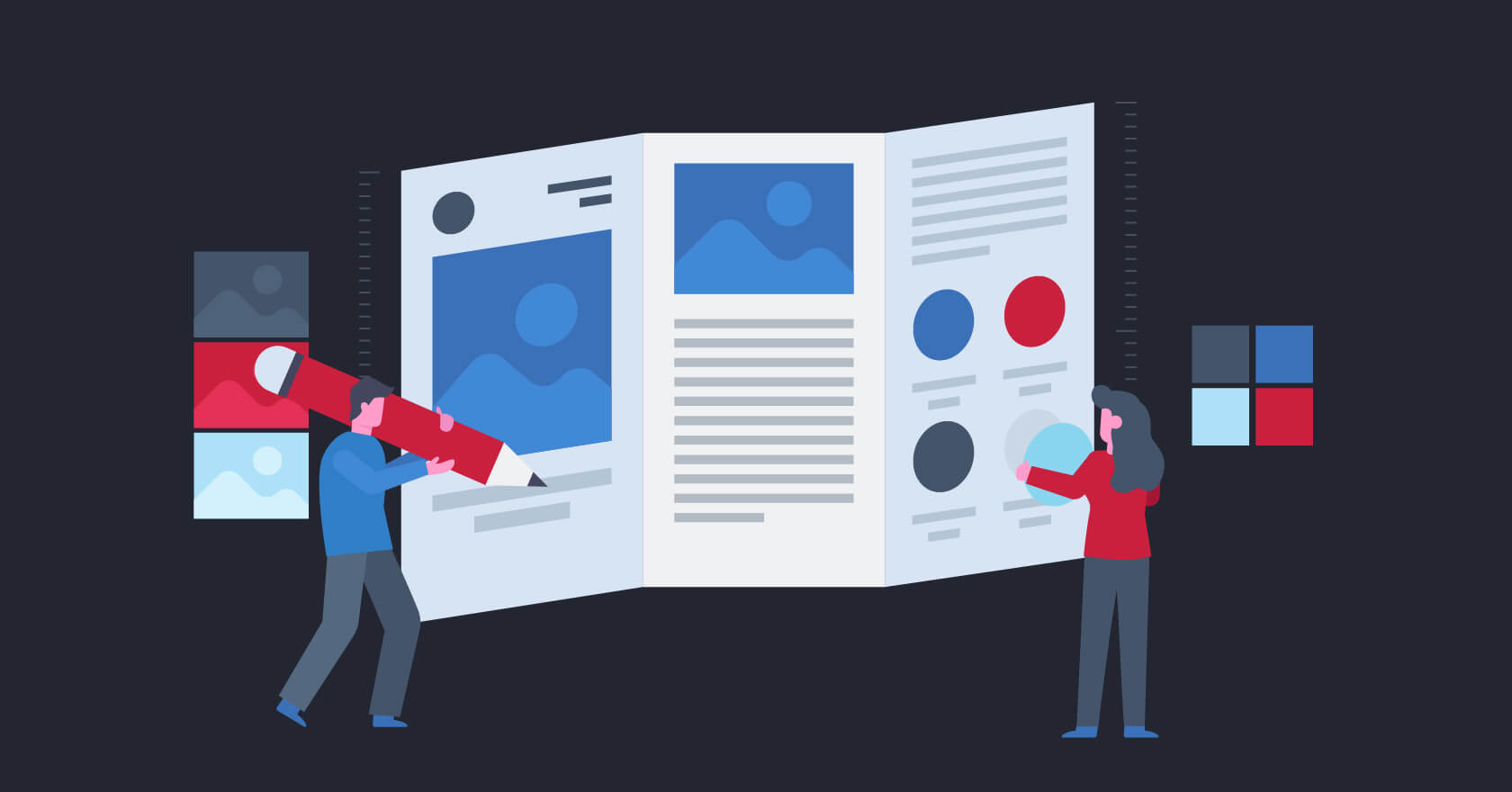How to Write and Design Your Own MSP Marketing Brochure