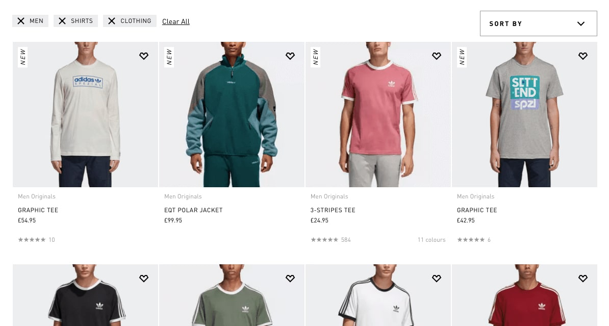 use same background images in listing pages